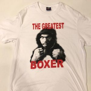Other - manny pacquiao the greatest boxer T-shirt men's XL